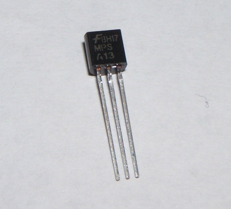 mpsa13 npn darlington transistor to92 0 5a pack of 10