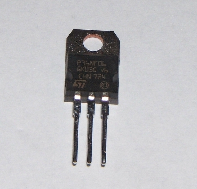 Driving P Channel Mosfets With A Microcontroller